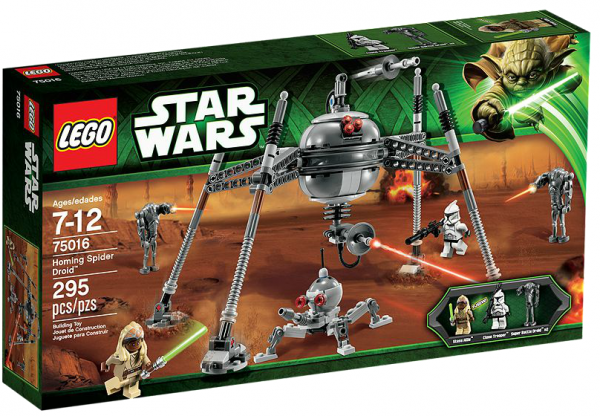 LEGO® Starwars 75016 Homing Spider Droid