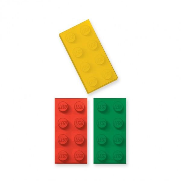 LEGO® Iconic 51158 Radiergummi 3er Pack