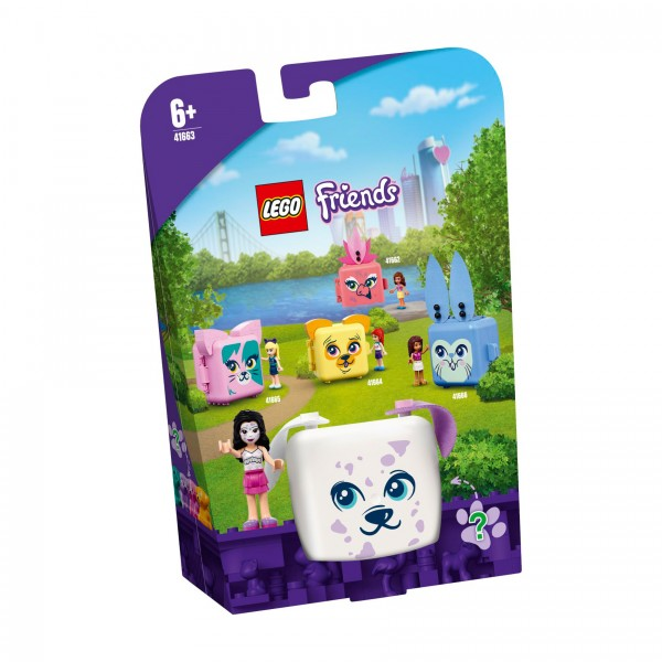 LEGO® Friends 41663 Emmas Dalmatiner-Würfel