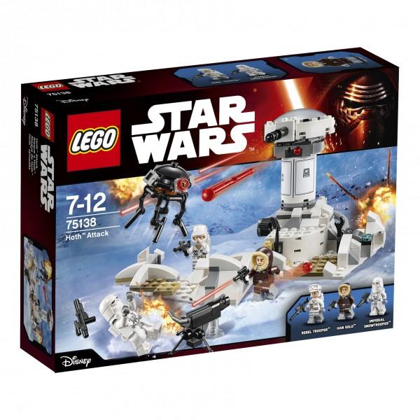 LEGO® Starwars 75138 Hoth Attack