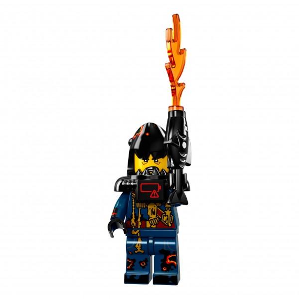 LEGO® 71019 NINJAGO Movie Minifigur - Hai Armee Weißer Hai 71019-14