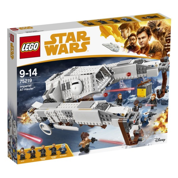 LEGO® Star Wars 75219 Imperial AT-Hauler