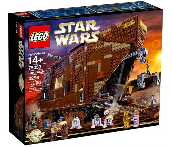 LEGO® Star Wars 75059 Sandcrawler