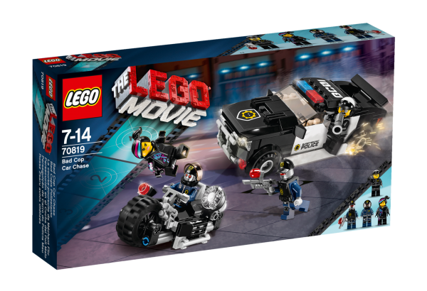 LEGO® Movie 70819 Bad Cops Polizeiauto