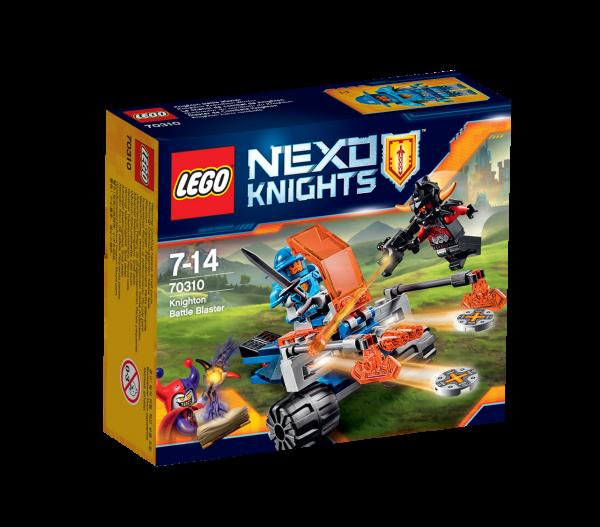 LEGO® Nexo Knights 70310 Knighton Scheiben-Werfer