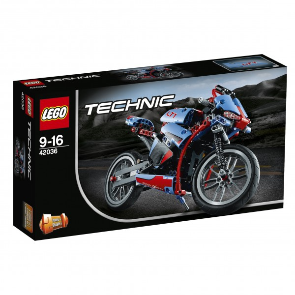 LEGO® Technic 42036 Straßenmotorrad