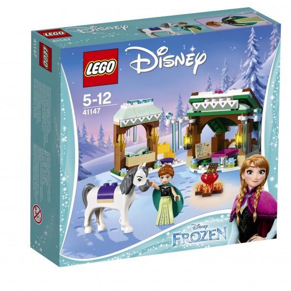 LEGO® Disney Princess 41147 Annas eisiges Abenteuer