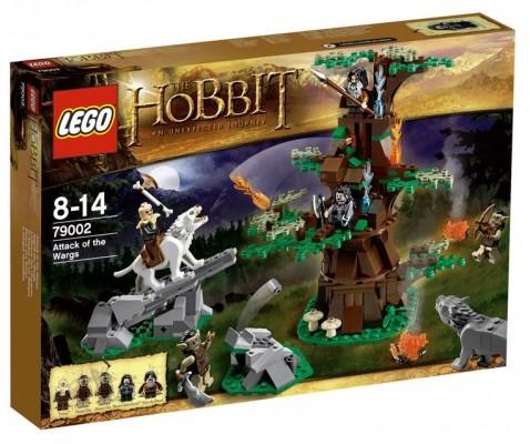 LEGO® Der Hobbit 79002 Angriff der Wargs