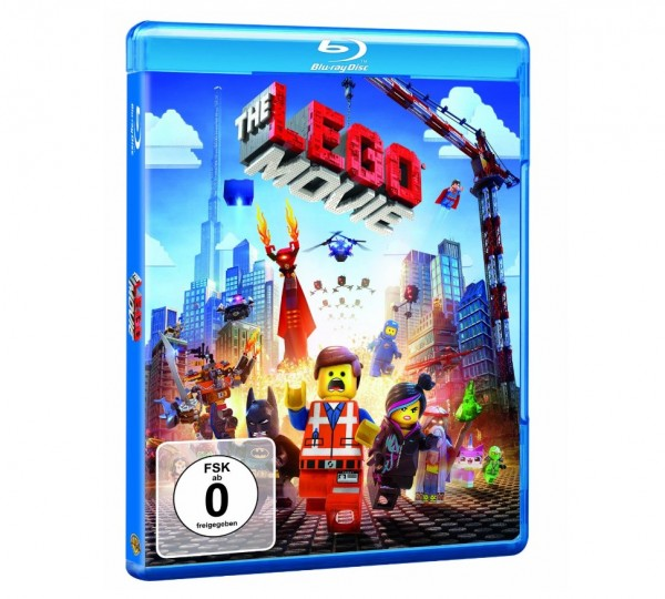The LEGO® Movie (Blu-ray)
