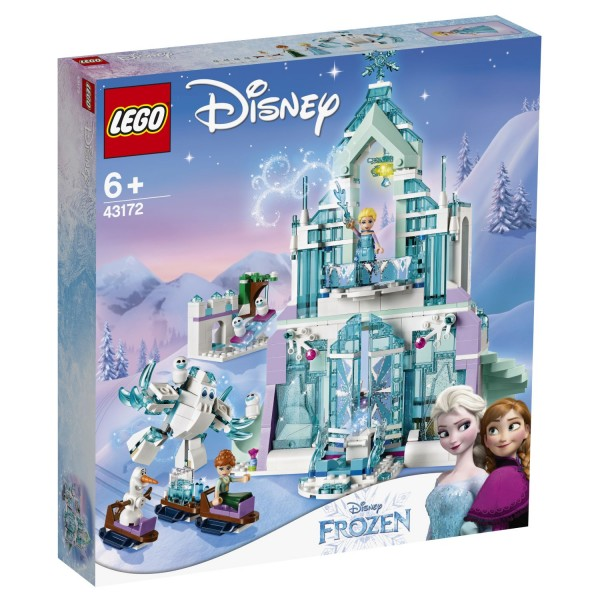 LEGO® Disney Princess 43172 Elsas magischer Eispalast