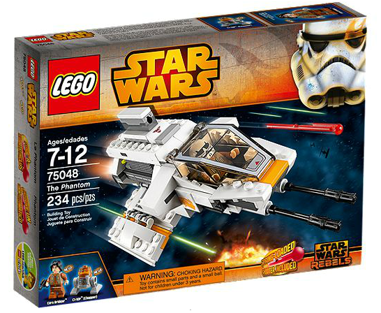 LEGO® Star Wars 75048 The Phantom