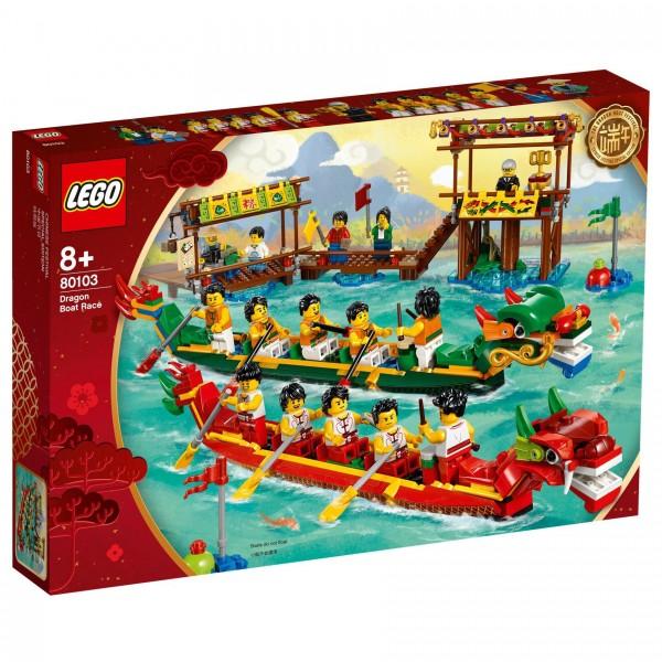 LEGO® 80103 Drachenbootrennen