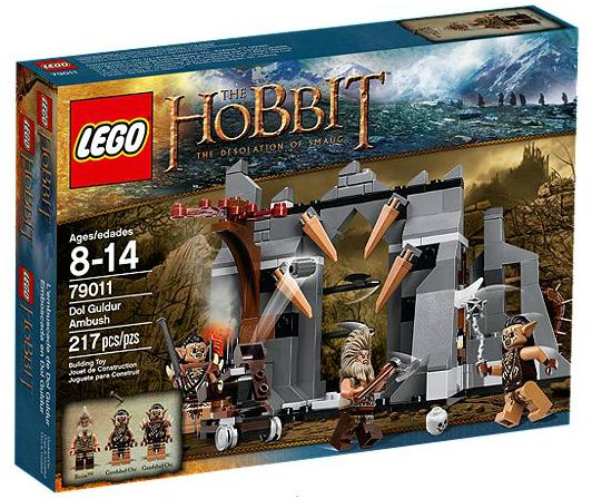 LEGO® Der Hobbit 79011 Hinterhalt von Dol Guldur