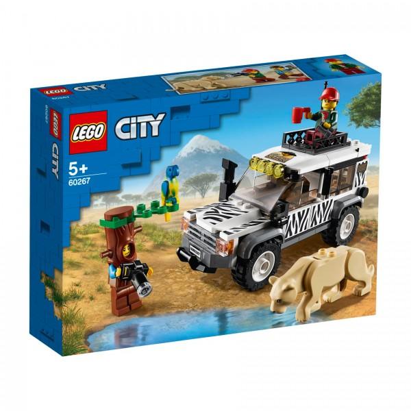 LEGO® CITY 60267 Safari-Geländewagen