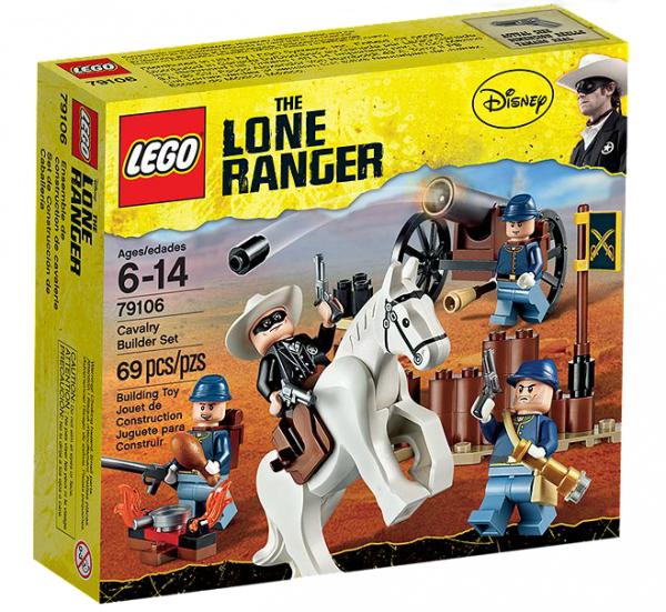 LEGO® Lone Ranger 79106 Kavallerie Set