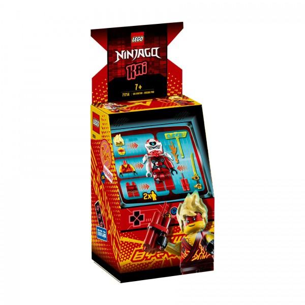 LEGO® NINJAGO® 71714 Avatar Kai - Arcade Kapsel