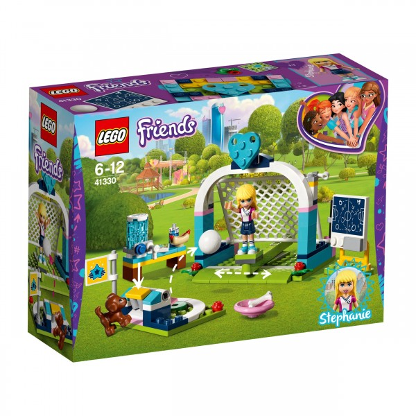 LEGO® Friends 41330 Fußballtraining mit Stephanie