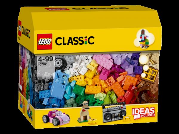 LEGO® Classic 10702 Kreatives Bauset