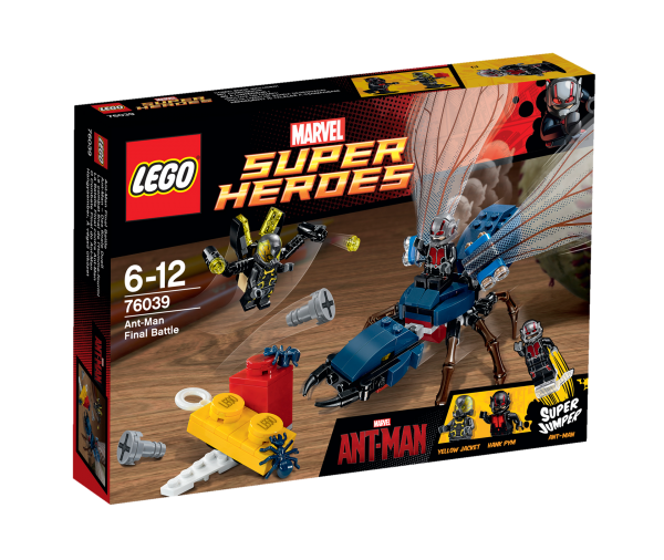 LEGO® Marvel Super Heroes 76039 Ant-Man - Das finale Duell