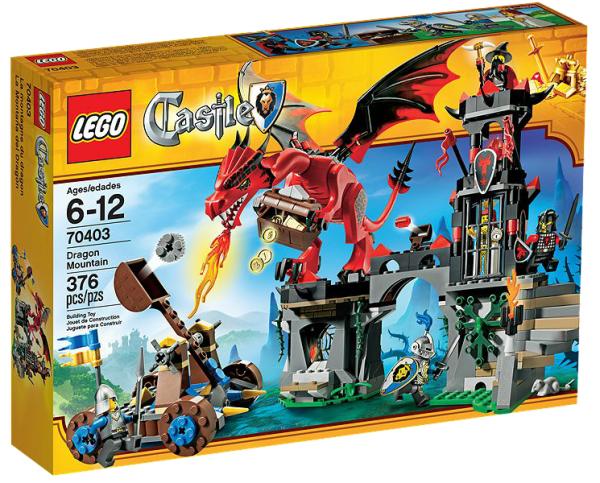 LEGO® Castle 70403 Drachen-Tor