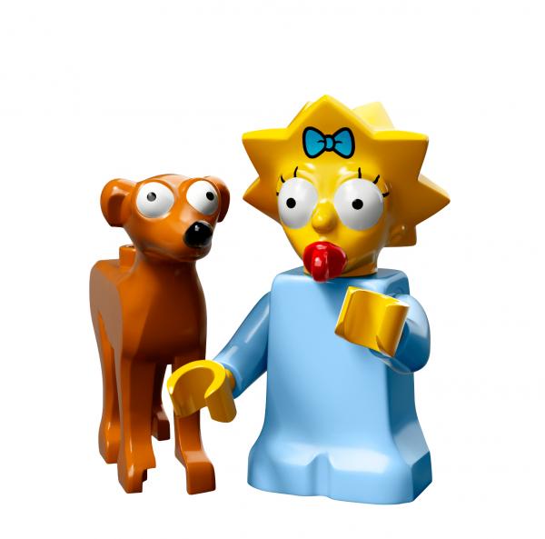 LEGO® The Simpsons Serie 2 - Maggie Simpson 71009-04