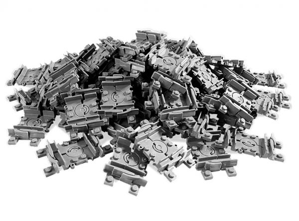 LEGO® CITY 8867 Bewegliche Schienen