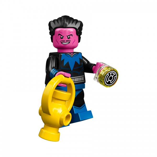 LEGO® DC Super Heroes Minifigur 71026-05: Sinestro™