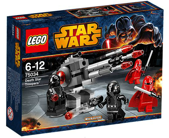LEGO® Starwars 75034 Death Star Troopers