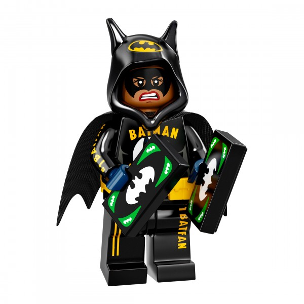 The LEGO® Batman Movie Minifigur Serie 2 - Bat-Merch Batgirl 71020-11