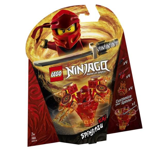 LEGO® NINJAGO® 70659 Spinjitzu Kai