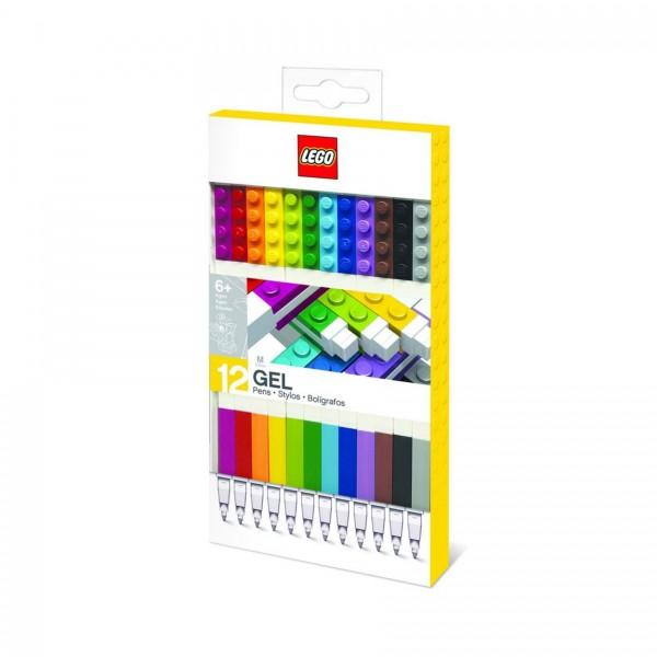 LEGO® 51639 Gelstiftset - 12 Farben