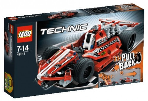 LEGO® Technic 42011 Action Rennwagen