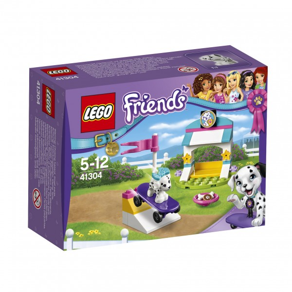 LEGO® Friends 41304 Welpenpark