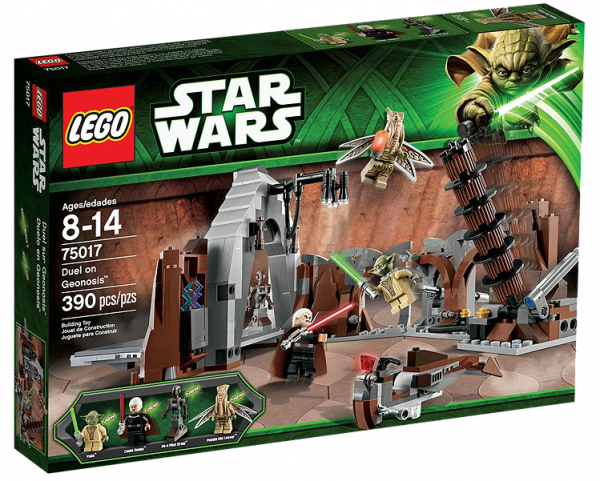 LEGO® Starwars 75017 Duel on Genosis™