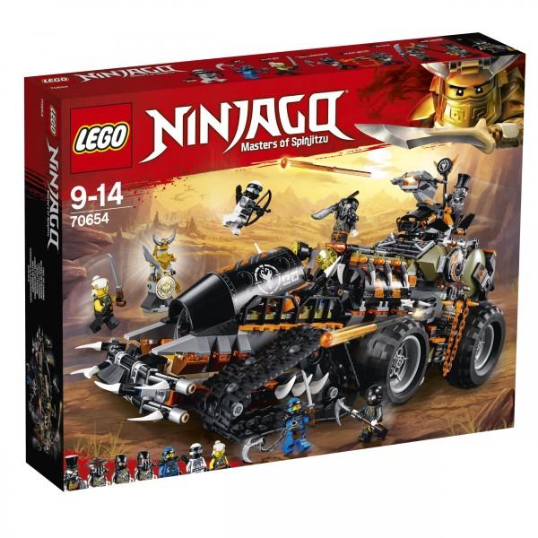 LEGO® Ninjago 70654 Drachen-Fänger