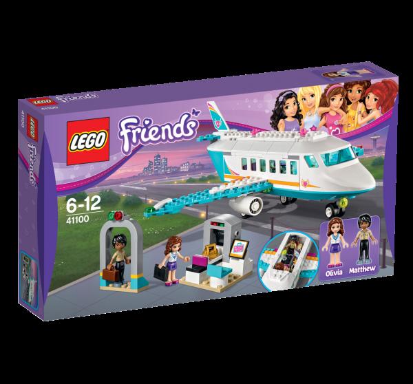 LEGO® Friends 41100 Heartlake Jet