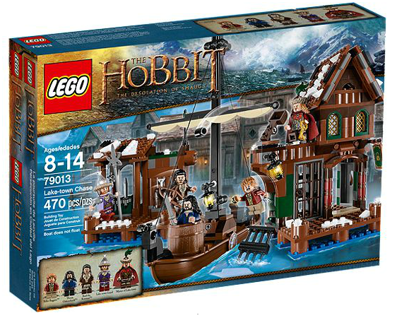 LEGO® Der Hobbit 79013 Verfolgung auf dem Wasser