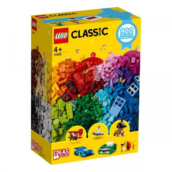 LEGO® Classic 11005 LEGO Bausteine - Kreativer Spielspaß