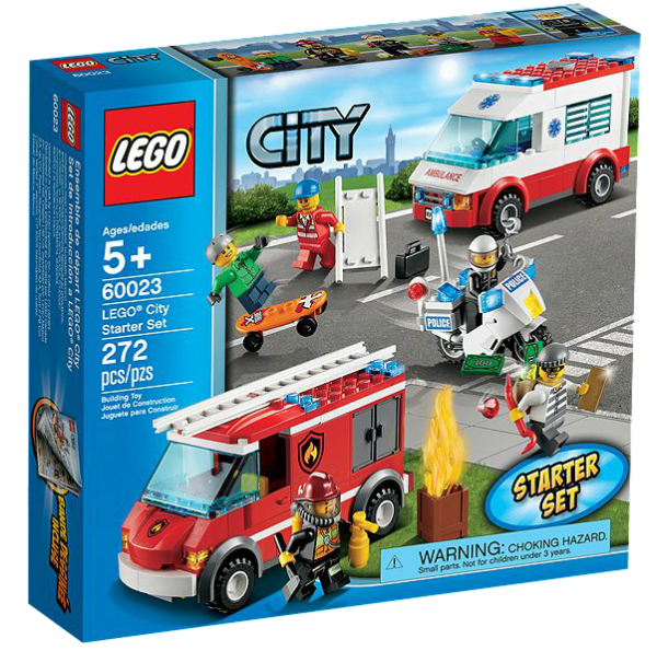 LEGO® CITY 60023 Starter-Set