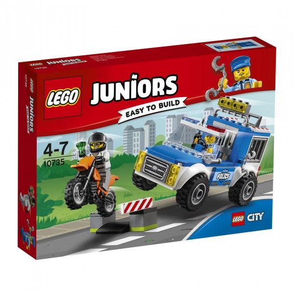 LEGO® Juniors 10735 Polizei auf Verbrecherjagd