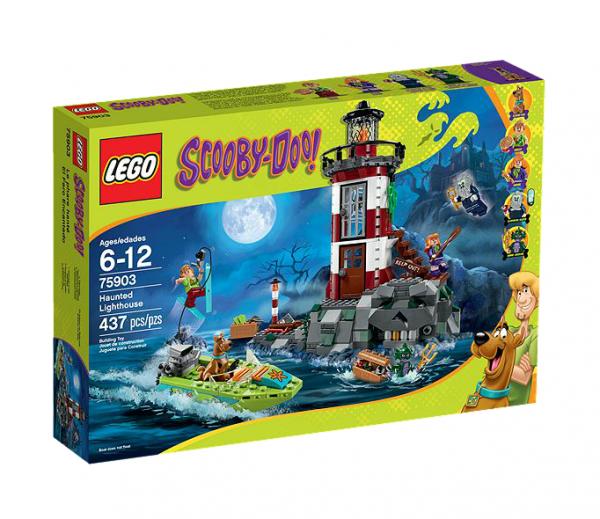 LEGO® Scooby Doo 75903 Spukender Leuchtturm