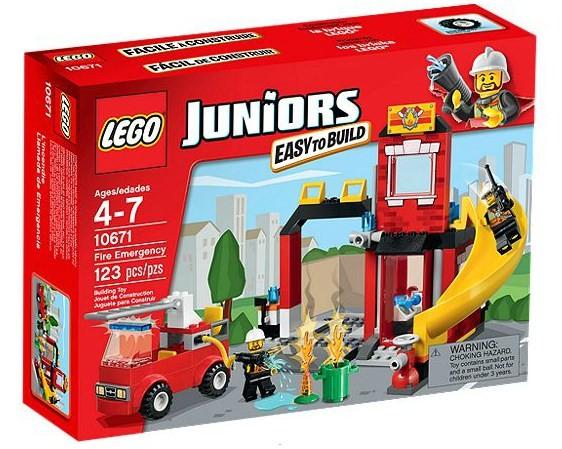 LEGO® Juniors 10671 Feuerwehreinsatz