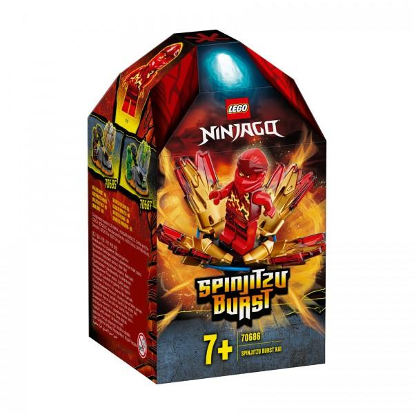 LEGO® NINJAGO® 70686 Kais Spinjitzu-Kreisel