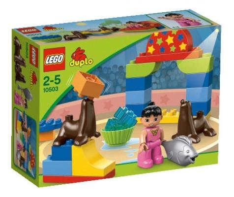 LEGO® DUPLO® 10503 Seelöwen-Show