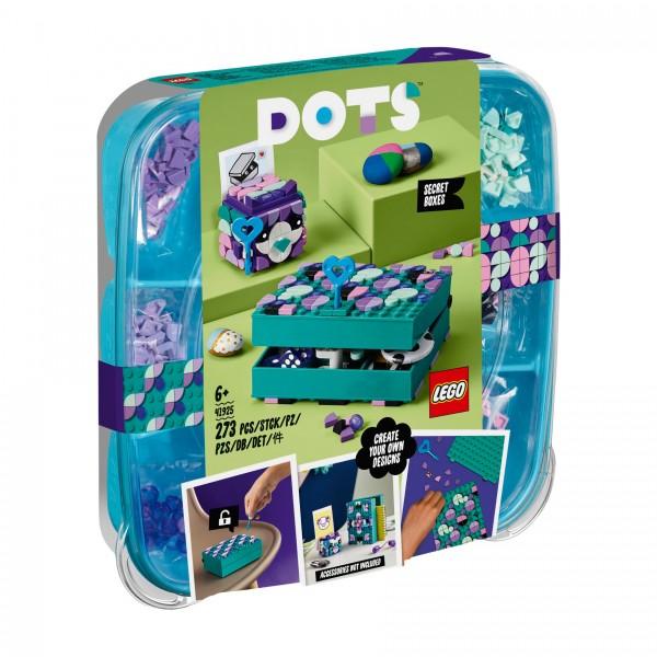 LEGO® DOTS™ 41925 Geheimbox mit Schlüsselhalter