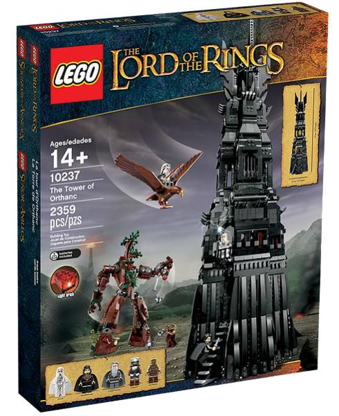 LEGO® 10237 Der Turm von Orthanc