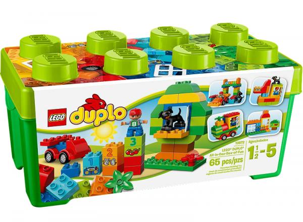 LEGO® DUPLO® 10572 Große Steinebox