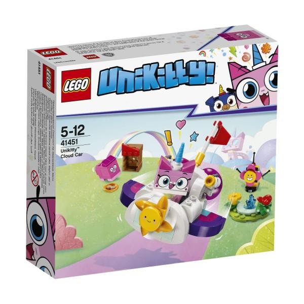 LEGO® Unikitty 41451 Einhorn-Kittys Wolkenauto