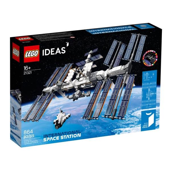LEGO® Ideas 21321 Internationale Raumstation
