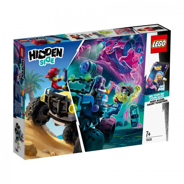 LEGO® Hidden Side™ 70428 Jacks Strandbuggy
